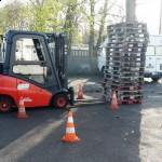 wózek widłowy gdbhp we Wrocławiu